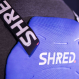 Защита спины Shred Flexi Back Protector Naked 4