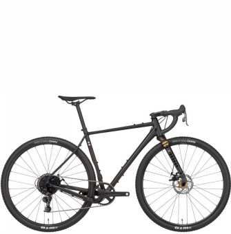 Велосипед гравел Rondo Ruut AL2 (2021) Black