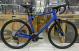 Велосипед гравел Merida Silex 400 (2021) Matt Blue (Black) 2