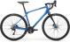 Велосипед гравел Merida Silex 400 (2021) Matt Blue (Black) 1
