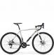 Велосипед циклокросс Merida Mission CX 400 (2021) Silk Titan (Black/Silver) 1