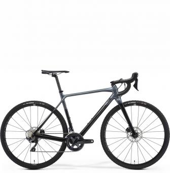Велосипед циклокросс Merida Mission CX 7000 (2021) Grey/Black