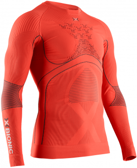 Термофутболка X-Bionic Energy Accumulator 4.0 Shirt Round Neck LG SL Men (2021)
