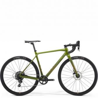 Велосипед циклокросс Merida Mission CX 5000 (2021) MattMossGreen/Olive