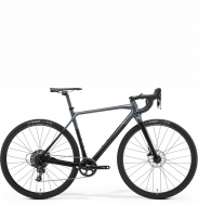 Велосипед циклокросс Merida Mission CX 5000 (2021) Grey/Black