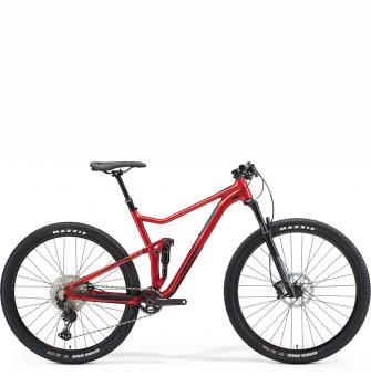 Велосипед Merida One-Twenty RC XT-Edition (2021) GlossyRed/MattBlack