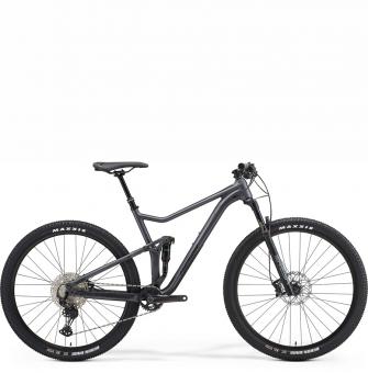 Велосипед Merida One-Twenty RC XT-Edition (2021) SilkAnthracite/Black