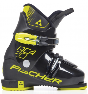 Горнолыжные ботинки Fischer Rc4 20 Jr Black/Black (2021)