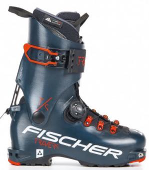 Горнолыжные ботинки Fischer Travers Ts Darkblue/Darkblue (2021)
