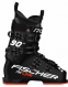 Горнолыжные ботинки Fischer RC ONE X 90 BLACK/BLACK/BLACK/Red (2021) 1
