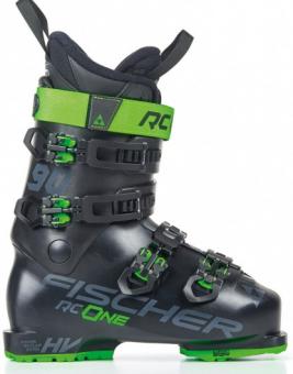 Горнолыжные ботинки Fischer Rc One 90 Vacuum Walk Black/Black/Black (2021)