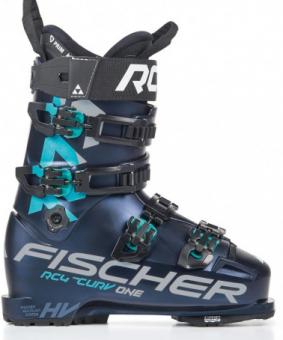 Горнолыжные ботинки Fischer Rc4 The Curv One 105 Vacuum Walk Ws Blue/Blue (2021)