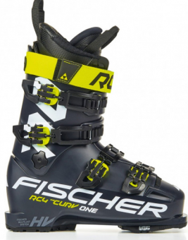 Горнолыжные ботинки Fischer Rc4 The Curv One 110 Vacuum Walk Darkgrey/Darkgrey (2021)
