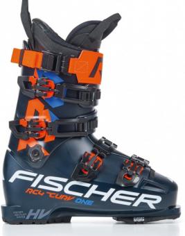 Горнолыжные ботинки Fischer Rc4 The Curv One 130 Vacuum Walk Darkblue/Darkblue (2021)