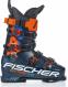 Горнолыжные ботинки Fischer Rc4 The Curv One 130 Vacuum Walk Darkblue/Darkblue (2021) 1