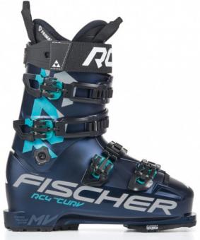 Горнолыжные ботинки Fischer Rc4 The Curv 105 Vacuum Walk Ws Blue/Blue (2021)
