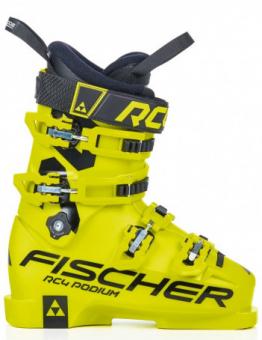Горнолыжные ботинки Fischer Rc4 Podium 70 Yellow/Yellow (2021)