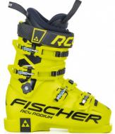 Горнолыжные ботинки Fischer Rc4 Podium 90 Yellow/Yellow (2021)