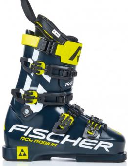 Горнолыжные ботинки Fischer Rc4 Podium Gt 140 Vff Darkblue/Darkblue (2021)