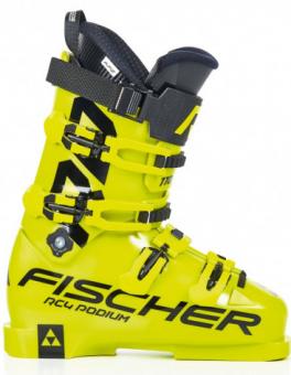Горнолыжные ботинки Fischer Rc 4 Podium Rd 110 Yellow/Yellow (2021)