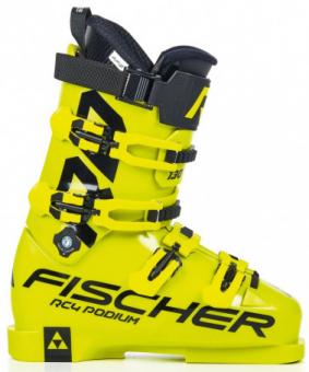 Горнолыжные ботинки Fischer Rc 4 Podium Rd 130 Yellow/Yellow (2021)