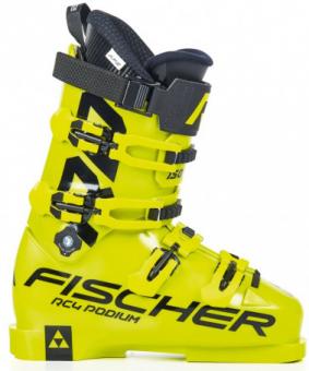 Горнолыжные ботинки Fischer RC 4 Podium RD 150 yellow/yellow (2021)