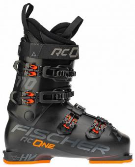 Ботинки горнолыжные Fischer Rc One 110 black/black/black (2021)