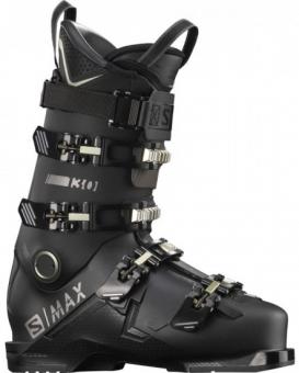 Горнолыжные ботинки Salomon S/Max 130 black/belluga/pale kaki (2021)