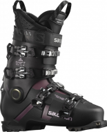 Горнолыжные ботинки Salomon Shift Pro 90 W AT black/burgundy (2021)