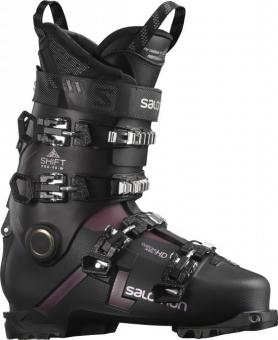 Горнолыжные ботинки Salomon Shift Pro 90 W AT black/burgundy (2021)