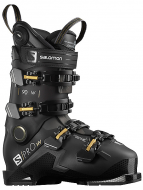 Горнолыжные ботинки Salomon S/PRO HV 90 W black/belluga/golden glaw (2021)