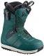 Ботинки для сноуборда Salomon Ivy deep teal (2020) 1