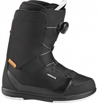 Ботинки для сноуборда Deeluxe Alpha Lara Boa black