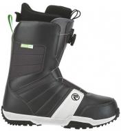 Ботинки для сноуборда Flow Ranger Boa charcoal/white (2018)