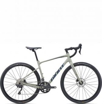 Велосипед гравел Giant Revolt 1 (2021) Desert Sage