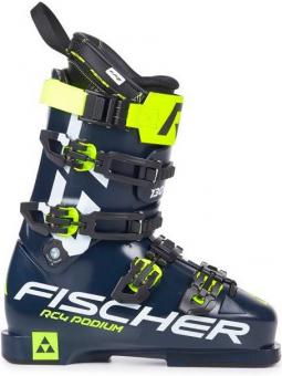 Горнолыжные ботинки Fischer Rc4 Podium Gt 130 Vff Darkblue/Darkblue (2021)