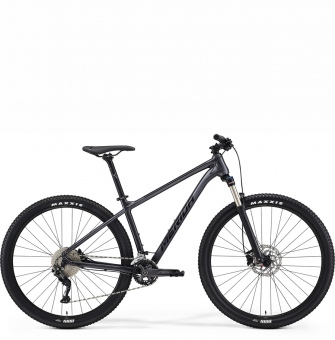 Велосипед Merida Big.Nine 300 (2021) Anthracite (Black)