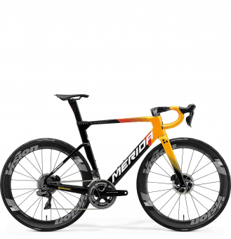 Велосипед Merida Reacto Team-E (2021) Bahrain-Mclaren Team