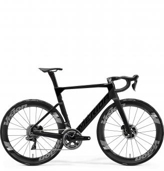 Велосипед Merida Reacto Team-E (2021) Glossy Black/Matt Black