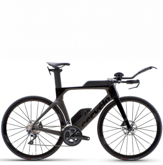 Велосипед Cervelo P-Series Ultegra Disc (2021) Carbon/Black