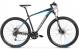 Велосипед Kross Level 4.0 (2021) Сzarny/niebieski/srebrny mat 1