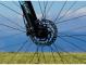 Велосипед Kross Level 4.0 (2021) Сzarny/niebieski/srebrny mat 3