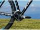 Велосипед Kross Level 4.0 (2021) Сzarny/niebieski/srebrny mat 2