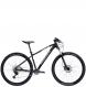 Велосипед Kross Level 5.0 (2021) Black/Silver glossy 1