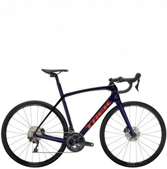 Велосипед Trek Domane SL 6 (2021) Purple Abyss/Trek Black