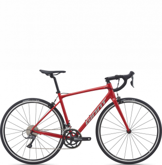 Велосипед Giant Contend 2 (2021) Gloss Racing Red