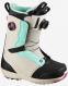 Ботинки для сноуборда Salomon Ivy Boa SJ (2021) Rainy Day/black/aruba blue 1