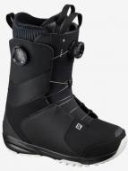 Ботинки для сноуборда Salomon Kiana Focus Boa (2021) Black/black/white