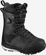 Ботинки для сноуборда Salomon LO FI (2021) Black/Asphalt/Castelrock