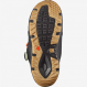 Ботинки для сноуборда Salomon Lo Fi rip stop (2021) Black/black/red orange 2